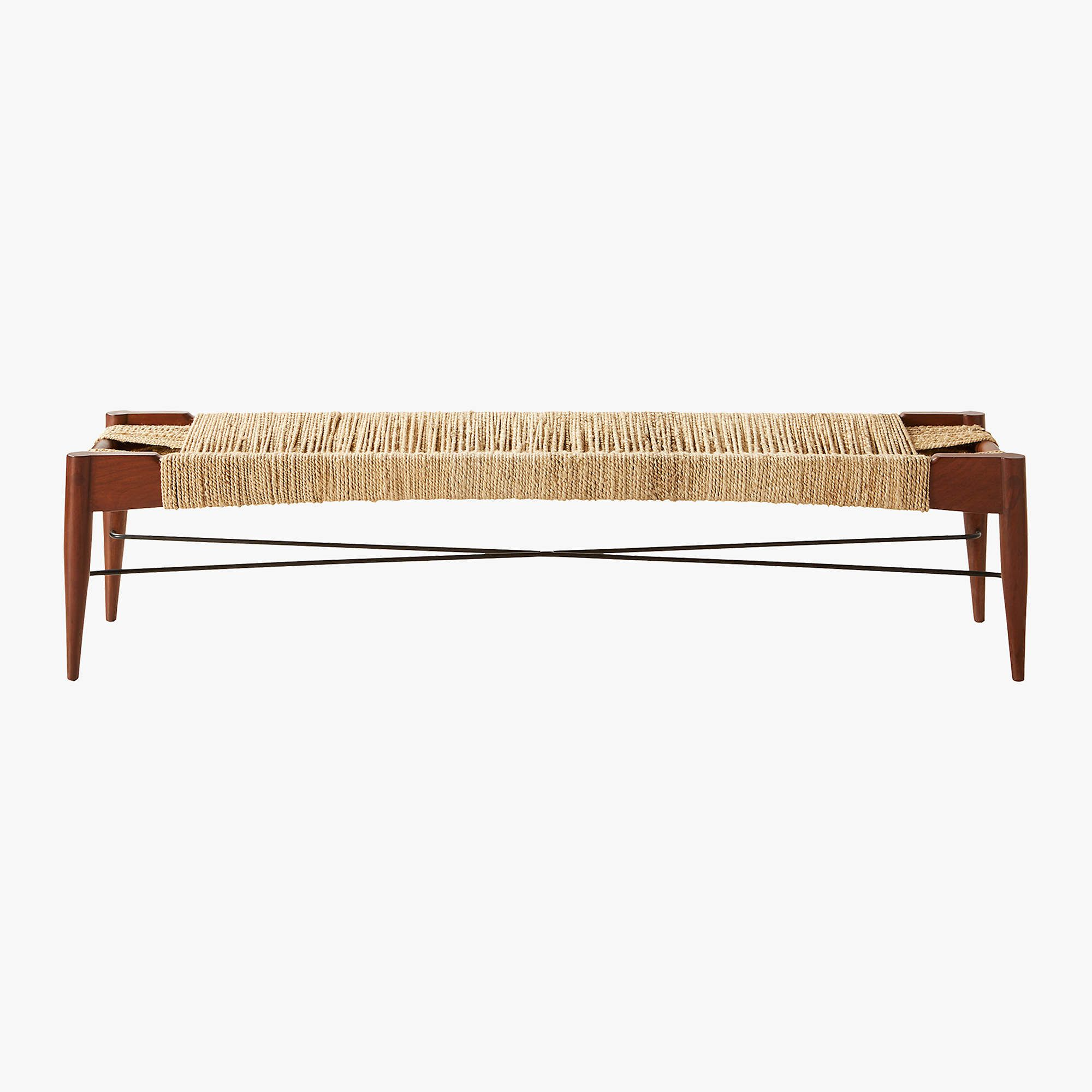 Wrap large bench from CB2