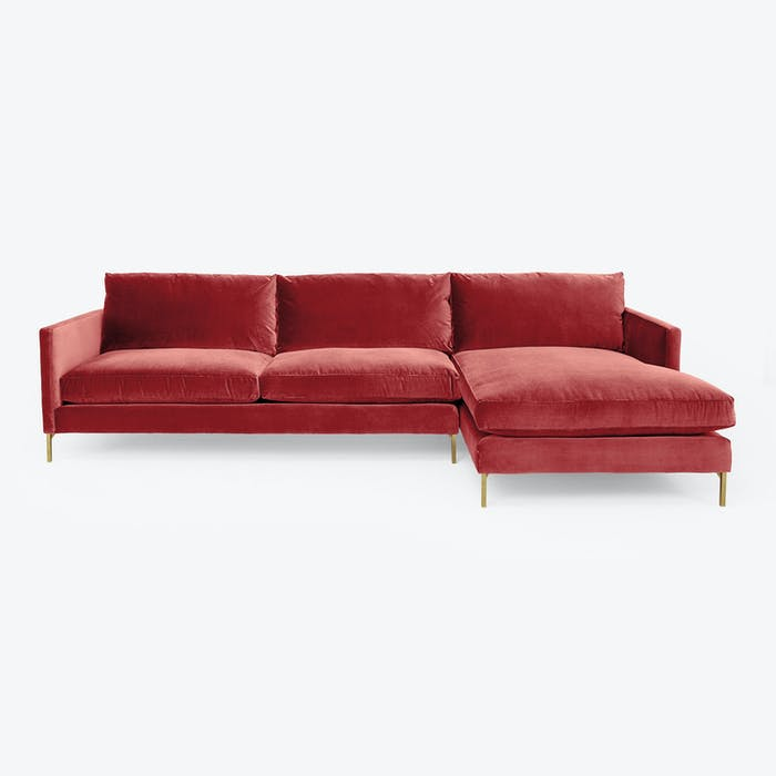Hannah Sectional from ABC Carpet and Home